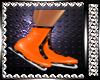 *SJ*PVC Skates *Orange*
