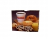 Dunkin Donut Bag Empty