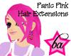 (BA) Panic Pink LongHair