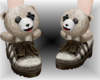 KidsBOoo Panda Shoes