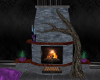 Tropical Coast Fireplace