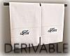 [Luv] Der. Towel Rack