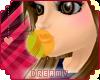 *D* Orange Bubblegum Ani