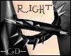 -GD- Spike ArmBand Right