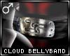 !T Cloud bellyband [M]