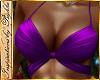 I~Sexy Purple Bikini Top