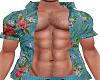 Blue Beach Shirt