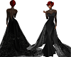 Bella Black Diamond Gown