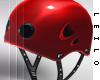 ! L! Trixy Helmet Red