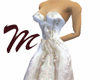 !(Mag) bride's gown