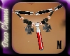Mens BloodVial Necklace