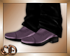 Nellie Purple Shoes
