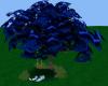 Blue Tree Swing