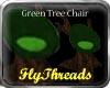 Green Tree Chair