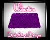 Valentine Rug Purple
