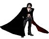 Animated Dracula Cape