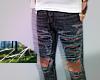 GSB: Distressed jeans