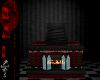 {RAI} Thin Fireplace