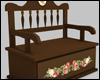 Oak Romance Chair