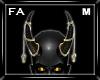 (FA)ChainHornsM Gold2
