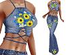 TF* Sunflower Halter