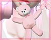 Roze Teddy Mouth