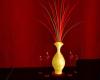 golden vase xmas