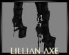 [la] Black boots