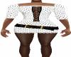 White ST Belt Dress 2