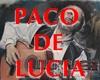 Cuadro Paco De Lucia