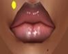 Piercing Face Yellow