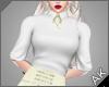 ~AK~ Sakura Shirt: Cream