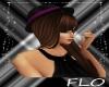 |Flo|FDora Hat Pink