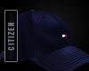 c   Cap - Navy f