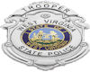 !S! West Virginia Badge