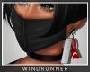 WR! Urban Mask Blk