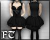 Anti V-Day Dress