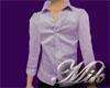 !!Mik!light purple shirt