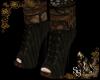 Steampunk Atlas Boots F