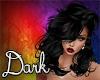 Dark Black Megan