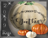 Rus: Fall Gather Pumpkin