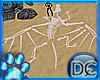 ~WK~WickedDragonSkeleton