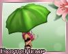 E! Umbrella: Green