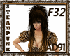 Steampunk Hair F32 Jessi