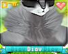 *D* Trash Panda Neck Fur