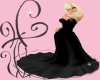 Black Gown Cocktail