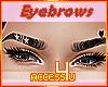 ! Female Black Eyebrows