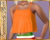 I~Cute Kid Top*Orange