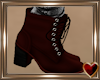 Ⓑ Jean Boots Red