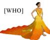 [WHO] Wedding dress